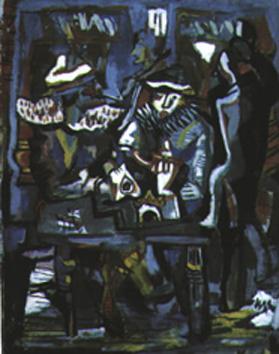 Marcel Iancu, Café Concert