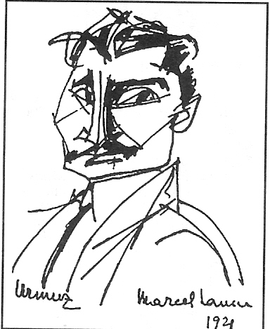 Marcel Iancu, Urmuz