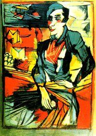 Portret, de Marcel Iancu