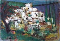 Marcel Iancu, Ein Hod