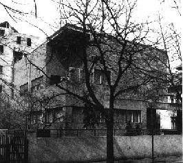 Marcel Iancu, Vila Reich, Bucureşti 1936-1937
